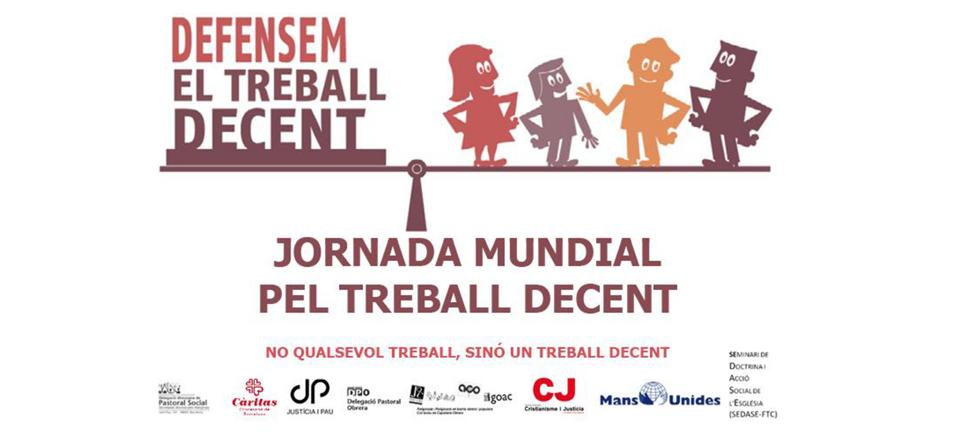 DEFENSEM EL TREBALL DECENT